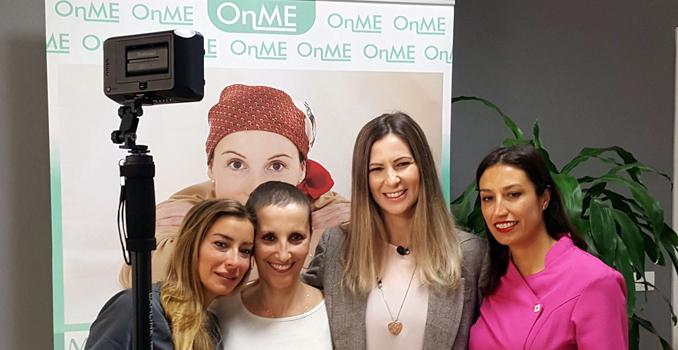 Naqua y Proyecto OnME colaboran con motivo del Día Mundial contra el Cáncer